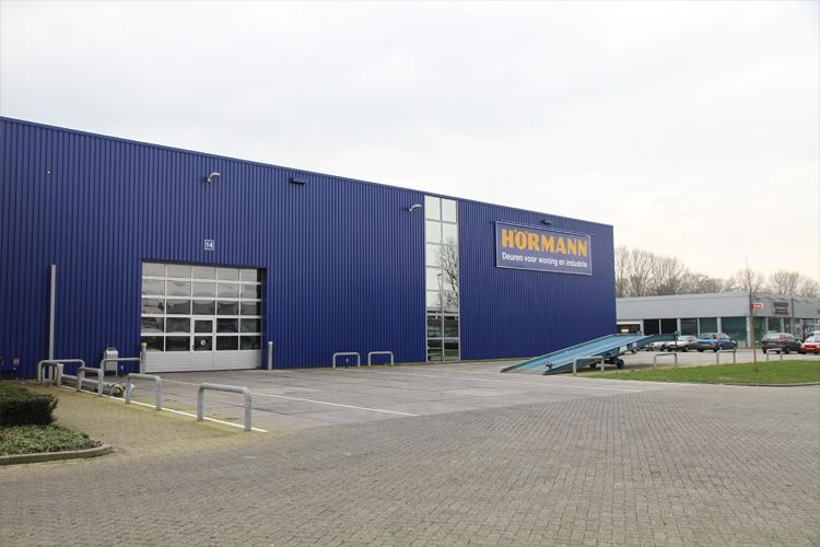 Завод HÖRMANN в Алкмааре