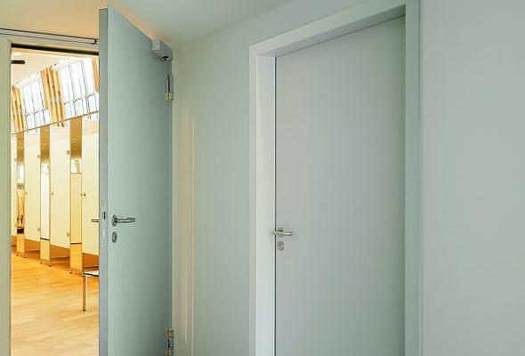 Дверь огнестойкая HÖRMANN HRUS-30A1 (RAL 9002)