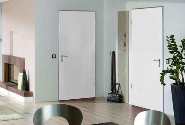 Дверь HÖRMANN ZK-1 (RAL 9016, правая)